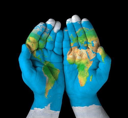 globe-hands-open